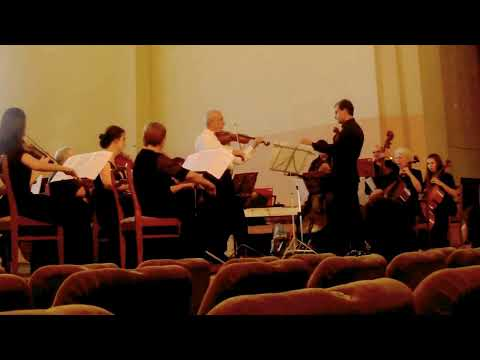 A.Vivaldi Summer, violin-Artash Terzian,maestro-Davit Terzian (Αρτασ Τερζιαν)