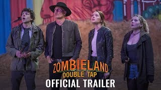 ZOMBIELAND: DOUBLE TAP - Trailer #2 - In Cinemas October 17