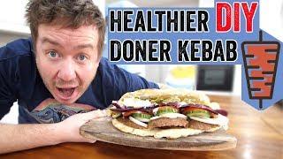 Healthier Doner Kebab