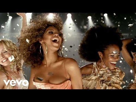 Beyoncé - Naughty Girl video
