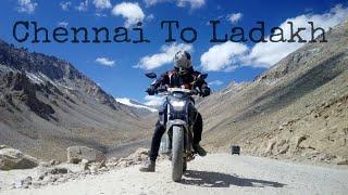 MY LADAKH STORY   CHENNAI TO LADAKH ON A MOTORCYCLE