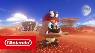 PrimalGames.de : Super Mario Odyssey Switch Trailer