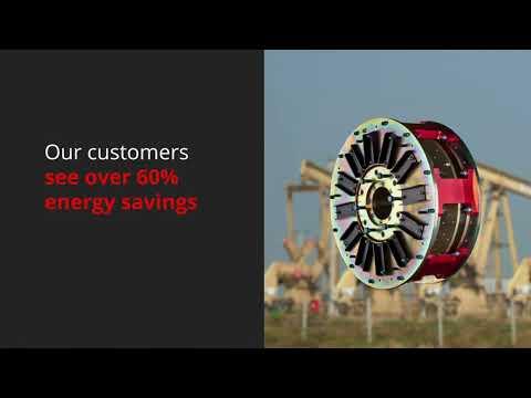 Energy Savings with MagnaDrive