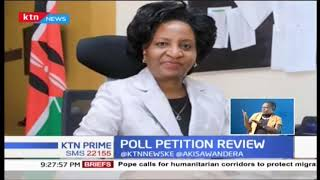 Poll petition timelines set to be reviewed |Behind the Headlines