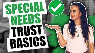 Special Needs Trust Basics