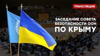 Заседание Совета Безопасности ООН по Крыму | LIVE фото
