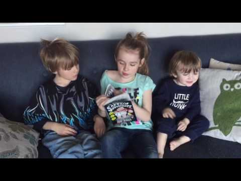 Kids Book review #1