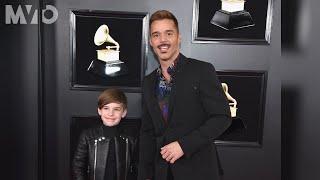 Ricky Martin llegó a los Grammys con su hijo Matteo   The MVTO