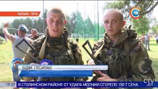 Как отметили день ВДВ в Беларуси? 88-летие Воздушно-десантных войск | 2018