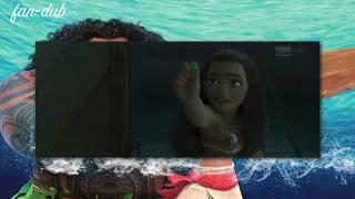 Disney Moana- Maui leaves (Croatian fan-dub)