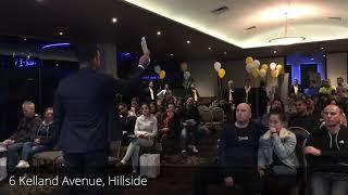 In Room Auction - September 2018