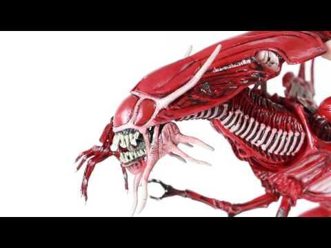 Figurine - Alien - Aliens Genocide - Red Queen Mother - NECA