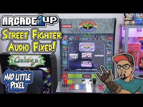 Arcade1Up Hack! Hidden Menus & Games On Your Machines