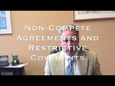 Non-Competes and Restrictive Covenants