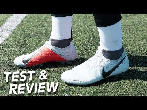 Nike PhantomVSN Elite - Ultimate Test & Review (2018)