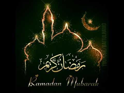 Download Ramadan Mubarak GIF Mp4 HD Video and MP3