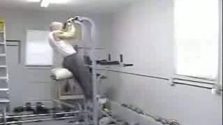 Майкл Замбидис - Тренировка