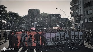 "#NoG20 @ HAMBURG • DAY5 : ""WELCOME TO HELL"" (DAY)"