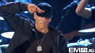 Eminem - The Monster, Guts Over Fear, Not Afraid, Lose Yourself The Concert for Valor 2014 (em50.ru)