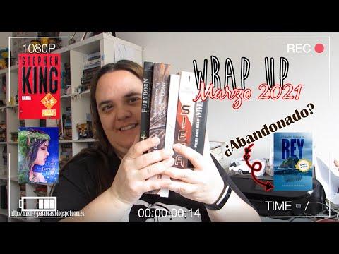 Wrap Up || Marzo 2021  ¿abandono Un Libro? ¿leo Uno Polémico?