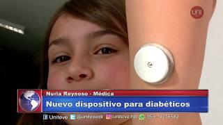 Nuevo dispositivo para diabéticos