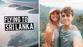 Flying To Sri Lanka | Cathay Pacific - Australia to Colombo