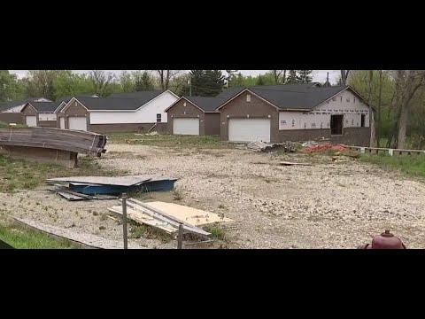New plans for abandoned development in Farmington Hills