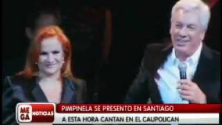 Pimpinela En Meganoticias  26 Nov. 2011