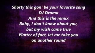 DJ Drama - Wishing Remix Lyrics (Feat. Chris Brown, Jhené Aiko, Tory Lanez, Trey Songz & Fabolous)