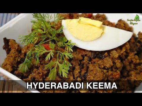 Hyderabadi Keema