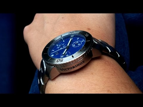 Victorinox Watches Review: Victorinox V7-12 Chrono