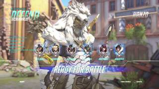 They told me to switch off Hanzo... I made them change their mind.