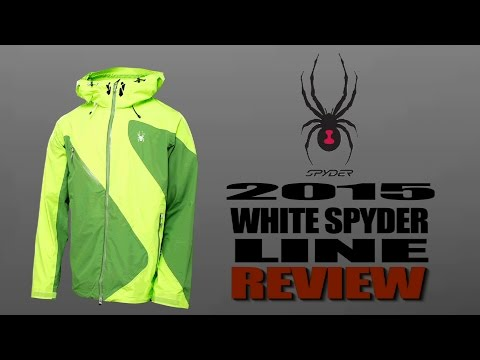 Chris Davenport presents the 2015 Spyder Clothing White Spyder Collection