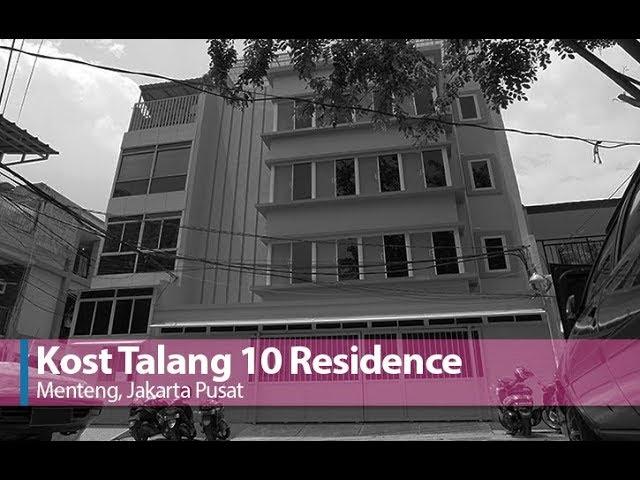 Kost Talang 10 Residence