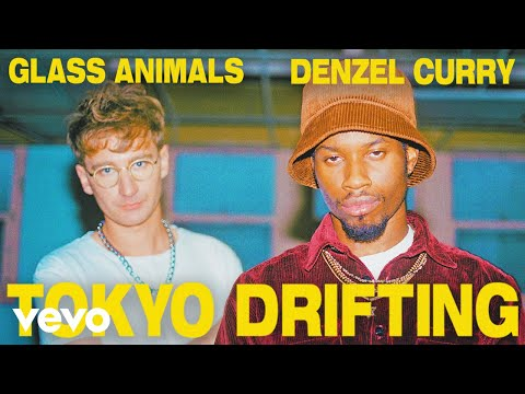 Glass Animals, Denzel Curry - Tokyo Drifting (Official Video)