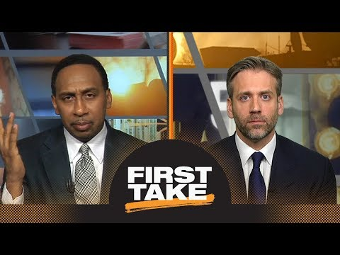 Stephen A. and Max debate Rockets vs. Raptors: How much does this game mean? | First Take | ESPN