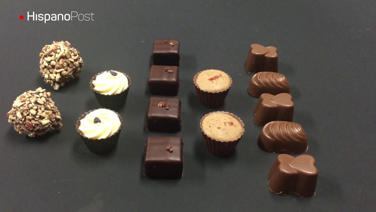Recorre La Praline y saborea los bombones con el mejor cacao