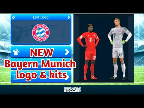 Dream League Soccer 2019 How To Import FC Bayern Munich Team