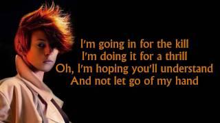 La Roux - In For The Kill (lyrics) [High Quality Mp3]