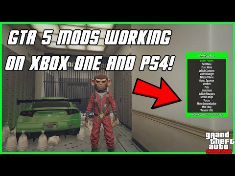 HOW TO INSTALL GTA 5 MODS WITH USB! DOWNLOAD & TUTORIAL! (XBOX 360, XBOX ONE, PS3, PS4) NEW 2018! Mp3