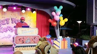 🔴 Disneyland Dance Party