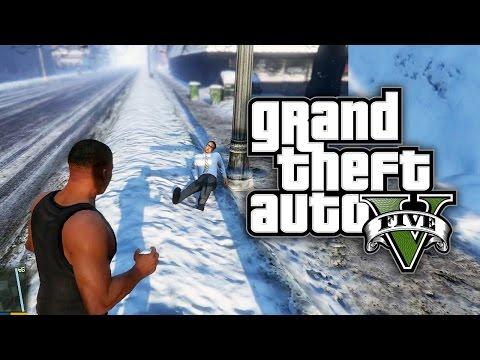 Grand Theft Auto V Walkthrough - GTA V Mods: Vehicle Cannon Mod