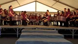 preview picture of video 'Tamborada local Alzira 1 de juny 2013, Exhibicion Jesus Nazareno'