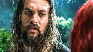AQUAMAN Extended Trailer #2 (2018)