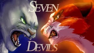 Seven Devils COMPLETE MAPLESHADE MAP
