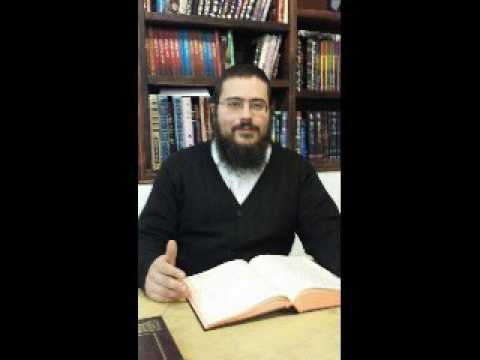 Shavouot Introduction - 5776 - Rav Mordékhay Saksik