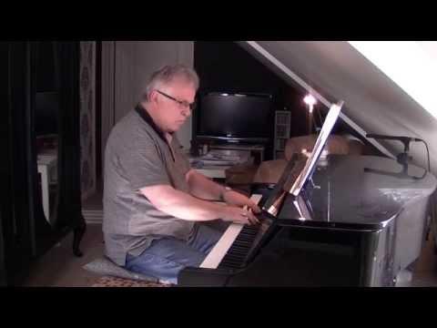 A Child Is Born - Oscar Peterson Transcription - jazz piano solo