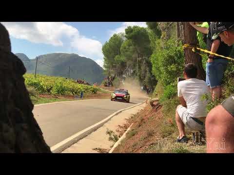 WRC Rallye Catalunya 2017 / TRAMO EL MONTMELL 2 || MotorYai