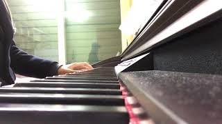 메이플 Bgm 에스페라 - 거울에 비친 빛의 신전 (본섭ver) 피아노 재업 / Maplestory Esfera