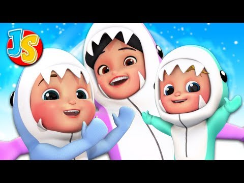 Baby Shark Song + More Nursery Rhymes & Songs for Babies - Live